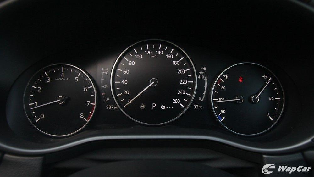 2020 Mazda CX-30 SKYACTIV-G 2.0 Interior 011