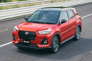 The 2021 Perodua D55L could get a turbocharged Axia engine with 98 PS and 140 Nm