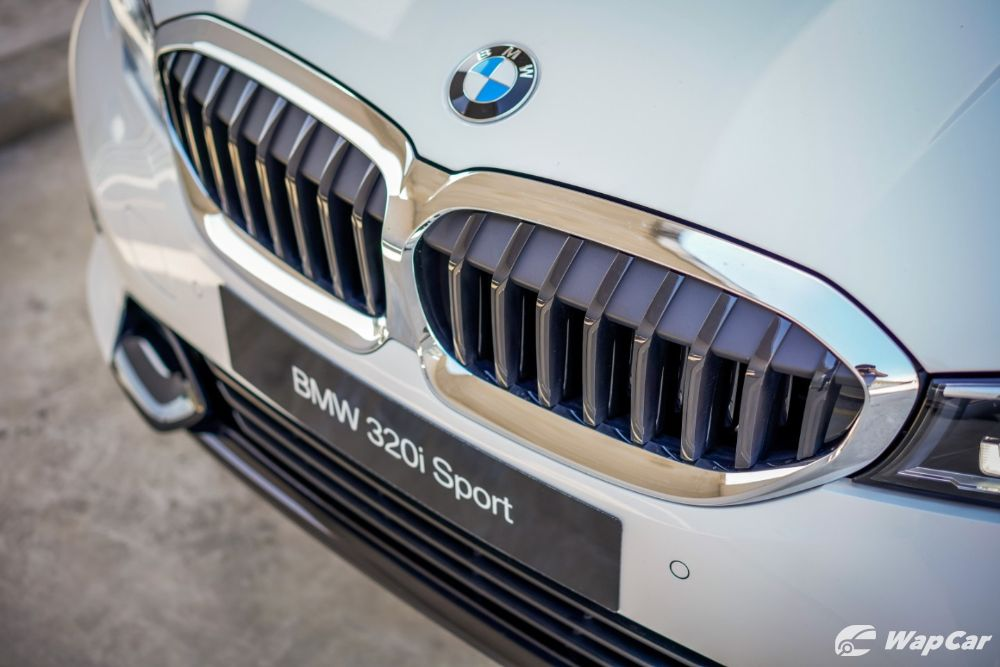 In Brief: G20 BMW 3 Series – How to differentiate the 320i from the 330i? 02