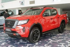 Previewed: New 2021 Nissan Navara (D23) Pro-4X facelift is one bad-A mother trucker!
