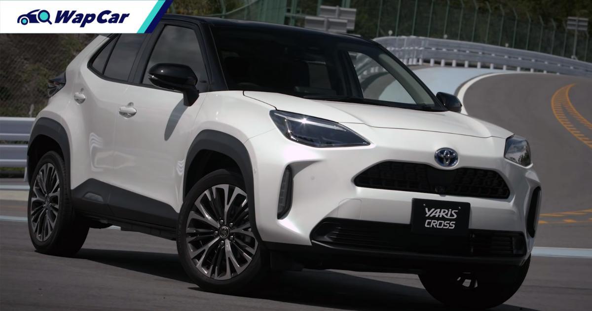 Vietnam-bound Toyota Yaris Cross trademarked, 2021 launch possible? 01