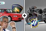 Proton pernah membayar 70 juta Euro untuk MV Agusta dan menjualnya semula untuk 1 Euro