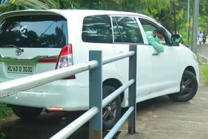 Parallel parking sensation claims he doesn't even own the Toyota Innova!