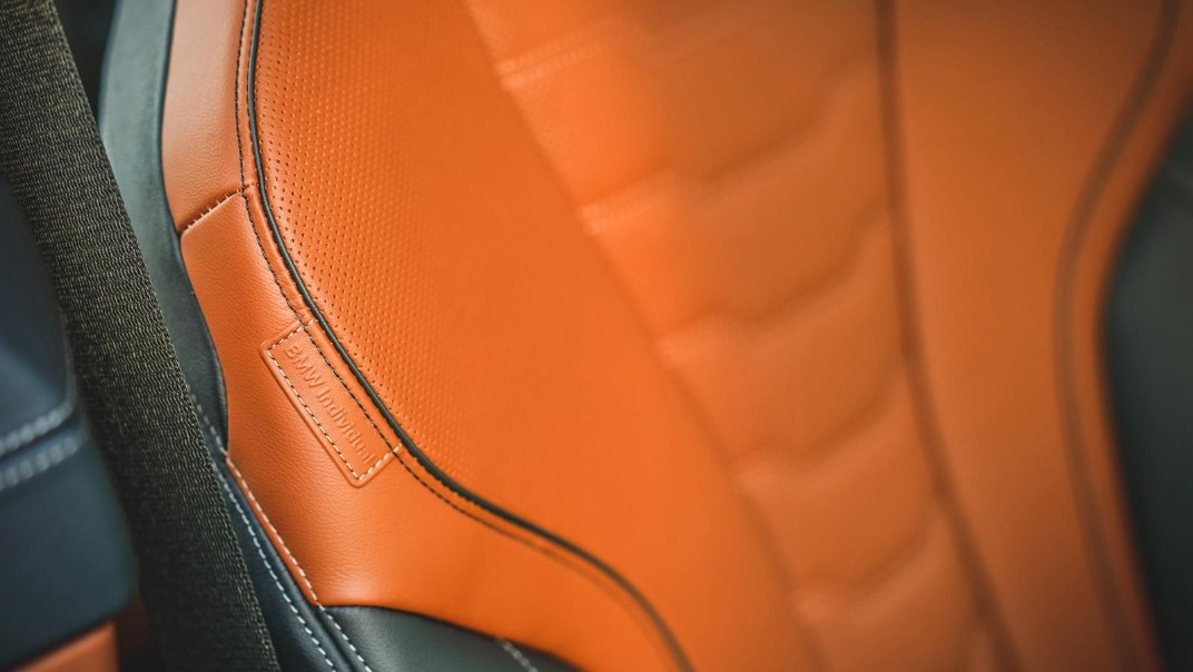 2020 BMW 8 Series 840i Gran Coupé M Sport Interior 010