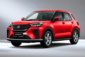 Perodua D55L上市在即,一起来看看具体时间、价格和最终命名吧!