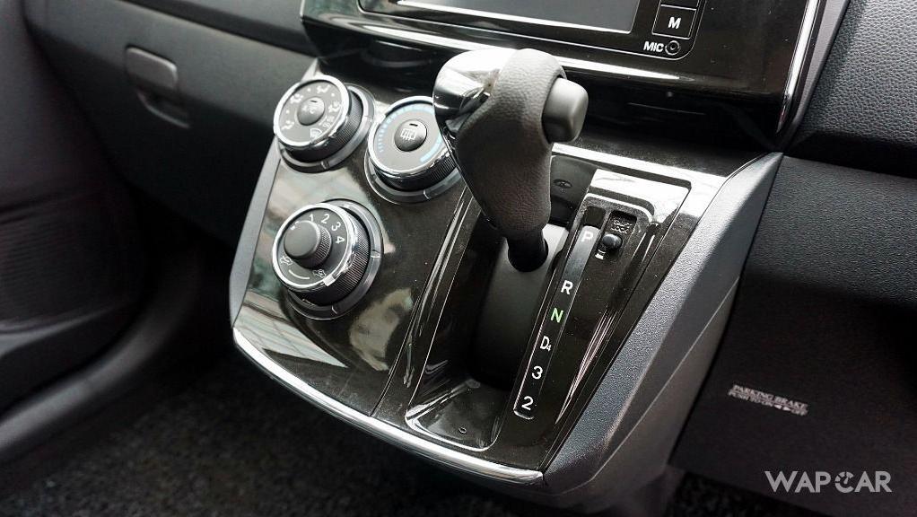 2018 Perodua Alza 1.5 AV AT Interior 021