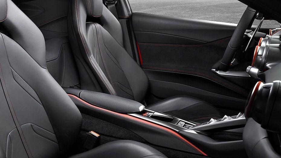Ferrari 812 Superfast (2017) Interior 010
