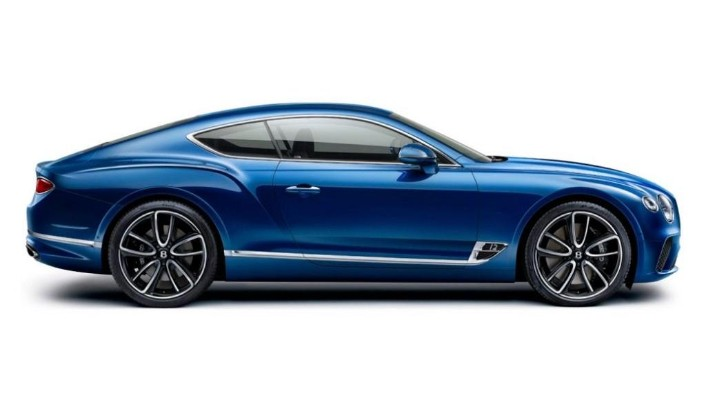Bentley Continental (2019) Exterior 002