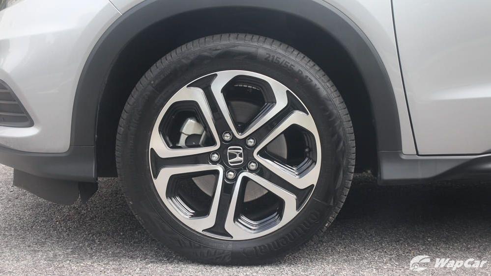 2019 Honda HR-V 1.5 Hybrid Exterior 053