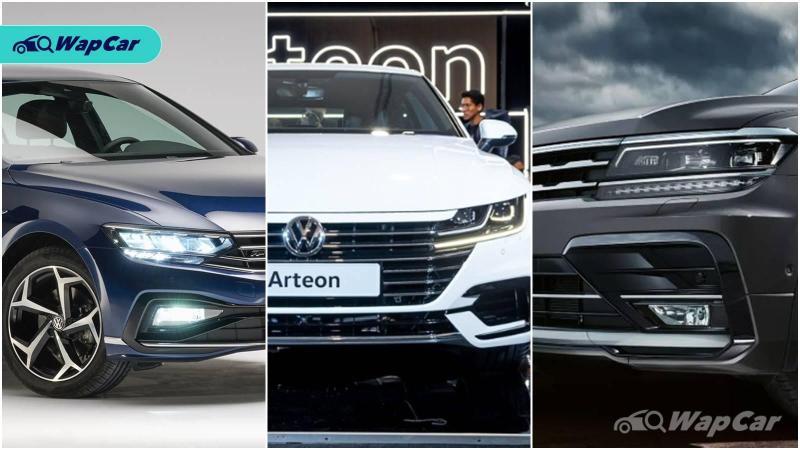 VW Arteon 2020, Passat R-Line dan Tiguan Allspace akan didebut di Malaysia pada 12 Ogos! 01