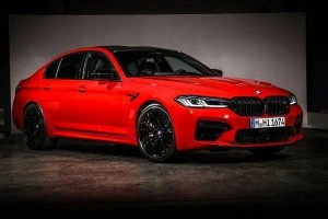 Leaked: Here's the new 2021 BMW M5, 600 PS and 750 Nm super sedan coming soon