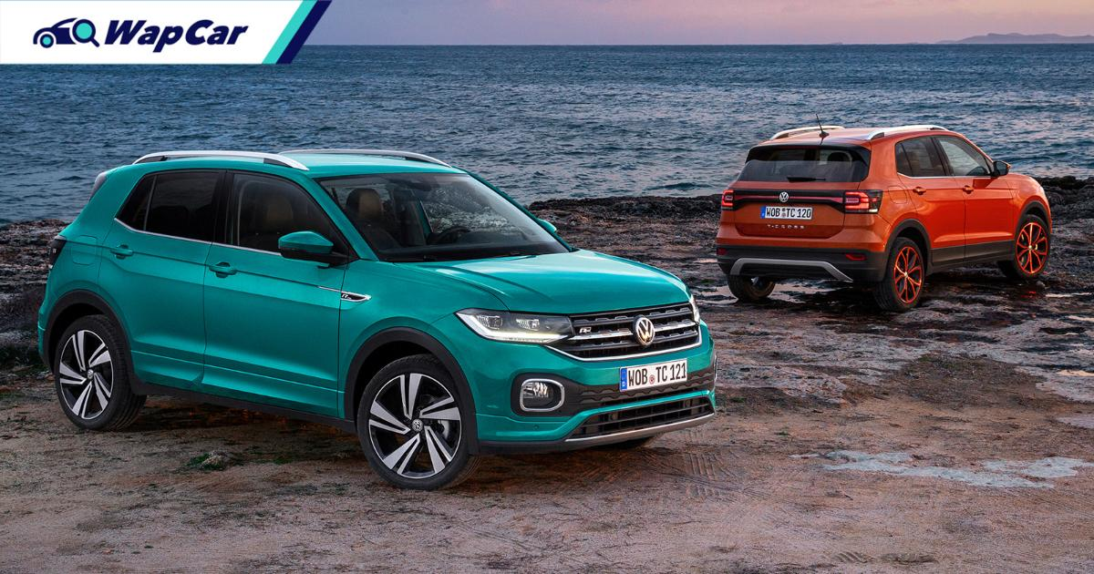 2021 Volkswagen T-Cross could be launched in Indonesia, what about Malaysia? 01