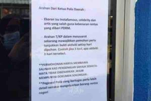 Update: PDRM removes Neelofa notice but proof still needed for travel permit
