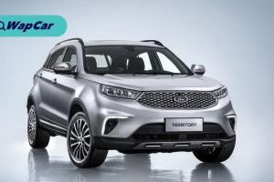 Ford Territory SUV serba baru bakal bawa saingan di Malaysia?