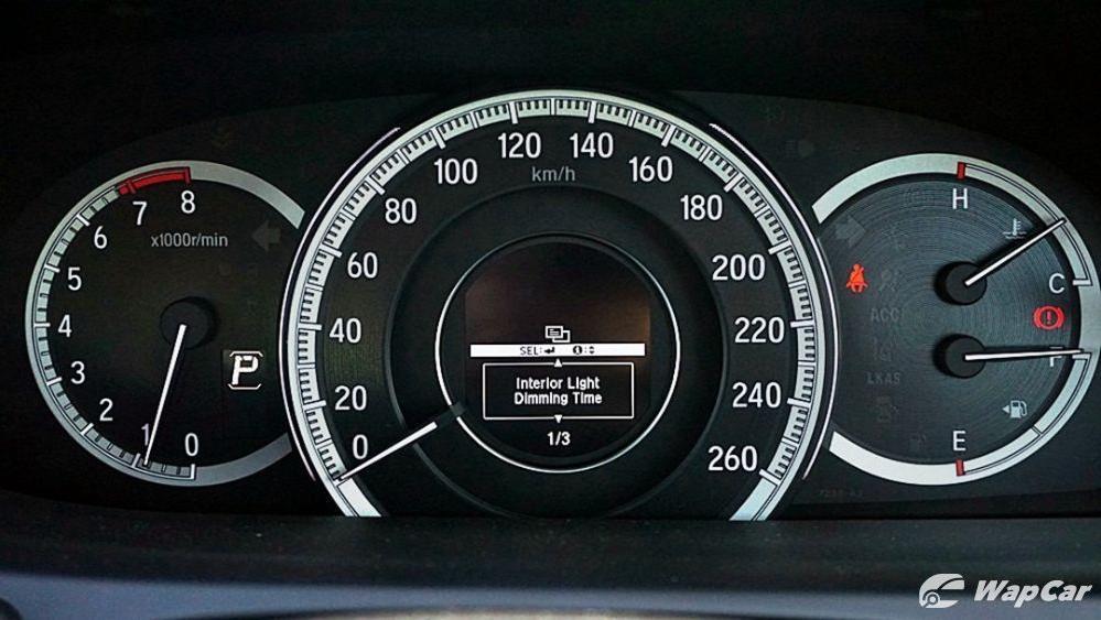 2018 Honda Accord 2.4 VTi-L Advance Interior 022