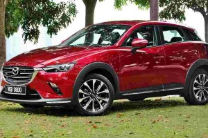 In Brief: Mazda CX-3, fun-sized but is it good enough for you?