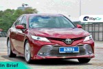 In Brief: 2019 Toyota Camry 2.5, sheer driving pleasure