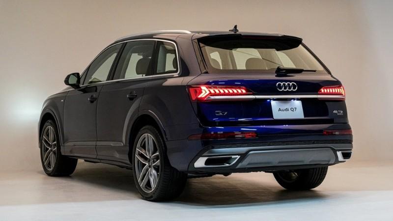 Audi Q7 in Thailand