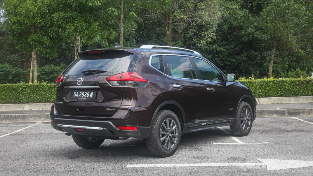 2019 Nissan X-Trail 2.0 2WD Hybrid Exterior 005