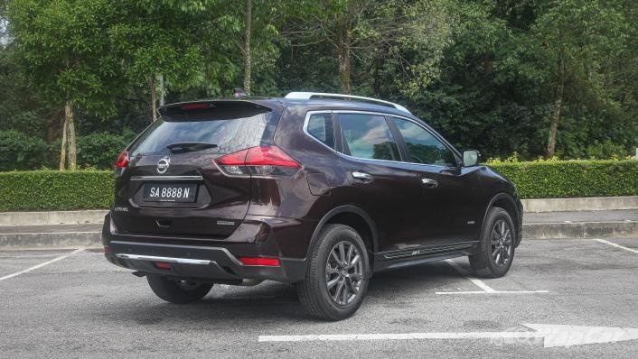 2019 Nissan X-Trail 2.0 2WD Hybrid Exterior 005
