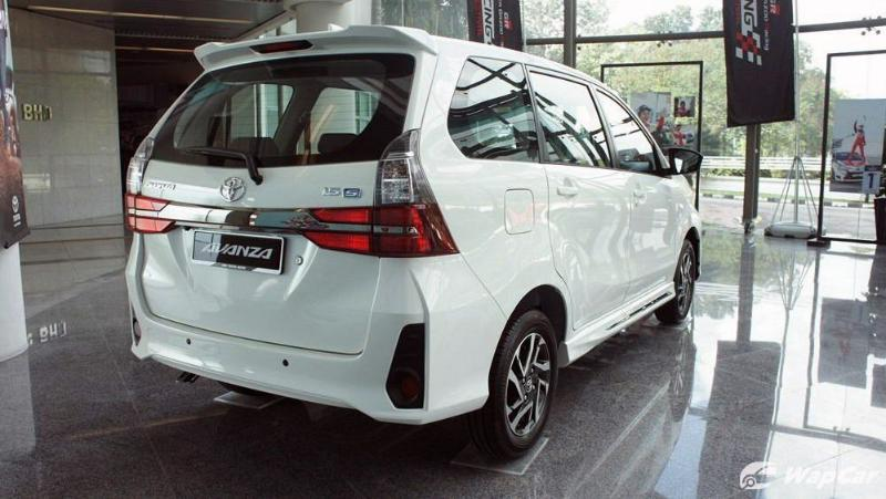 Indonesia may get a Toyota Avanza Hybrid soon, Malaysia sticking to 1.5 NA? 02