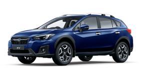 Subaru XV (2018) Exterior 005
