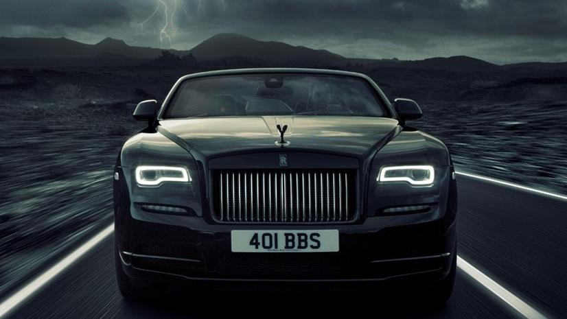 2018 Rolls Royce Dawn Black Badge Exterior 004