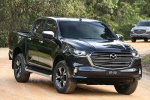 Mazda BT-50: This is why Mazda chose the Isuzu D-Max over the Ford Ranger