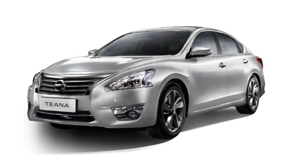 Nissan Teana (2018) Others 003