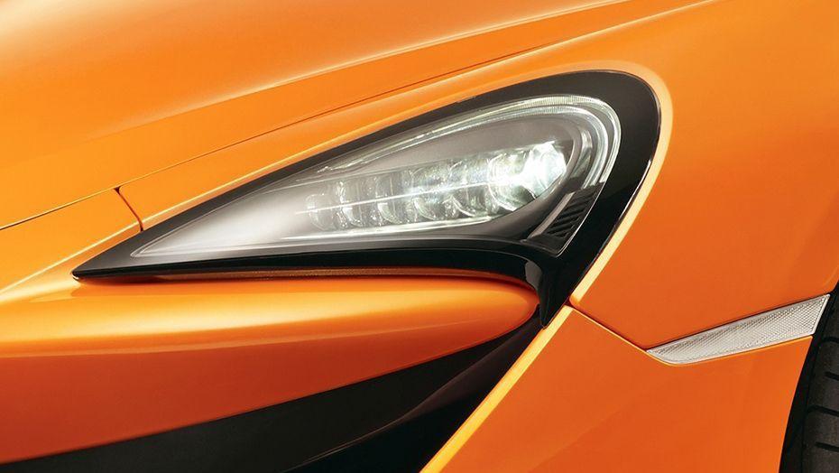 McLaren 570S (2019) Exterior 007