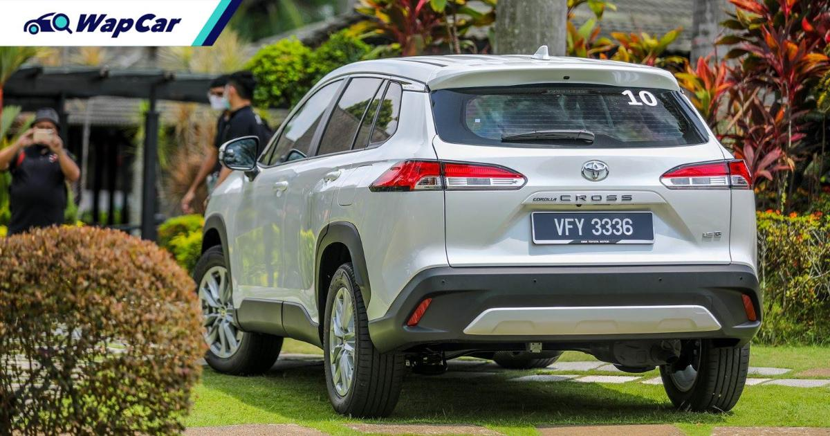 Dealers explain why the Toyota Corolla Cross is UMWT's best product in 20 years 01