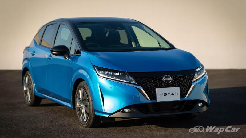 The Nissan Note has a lower ground clearance than a Porsche 718 Cayman, why? 02