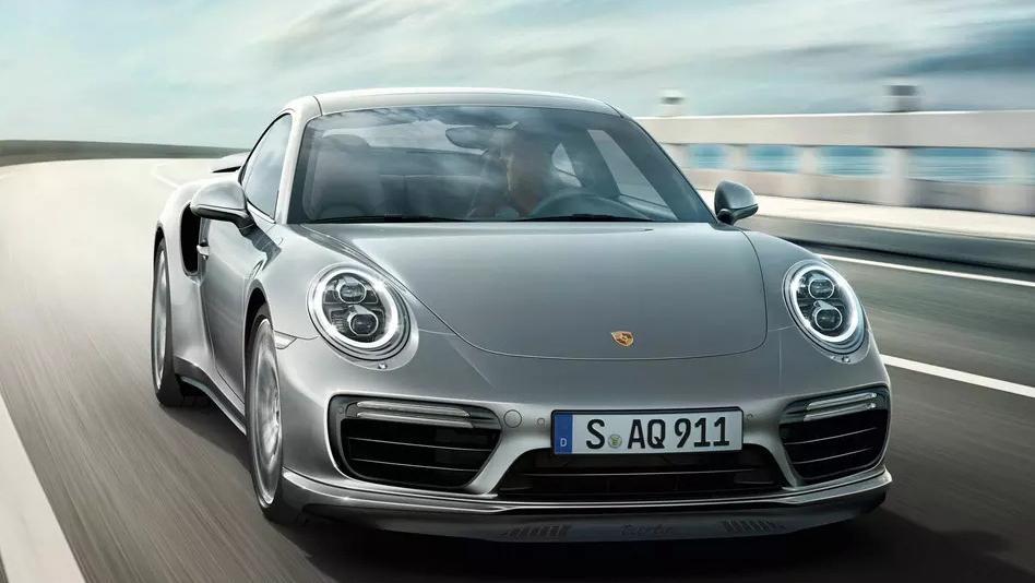 Porsche 911 911 Turbo Exterior 003