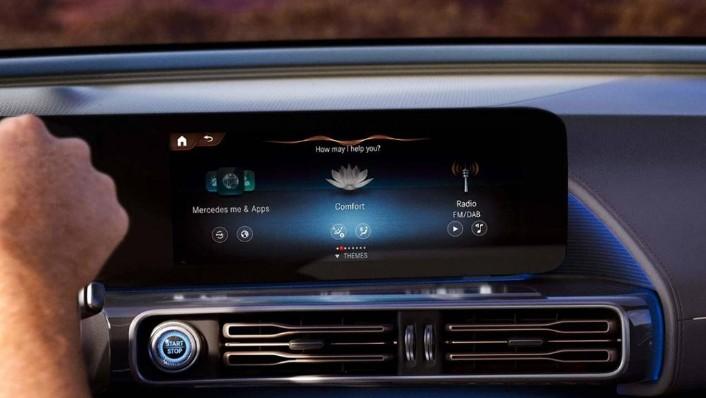 Mercedes-Benz EQC-Class (2019) Interior 004