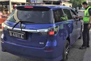 Selangor JPJ cracks down on improper use of vehicle trade plates