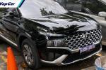 Hyundai Santa Fe 2021 facelift dikesan di Indonesia, pelancaran April. Malaysia seterusnya?