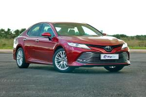 Ratings: 2019 Toyota Camry 2.5V - Top marks in comfort, 173 pts overall