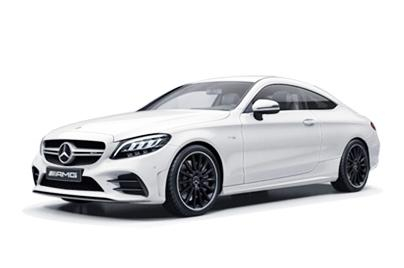 2018 Mercedes-Benz AMG C-Class Coupe AMG C 43 4MATIC