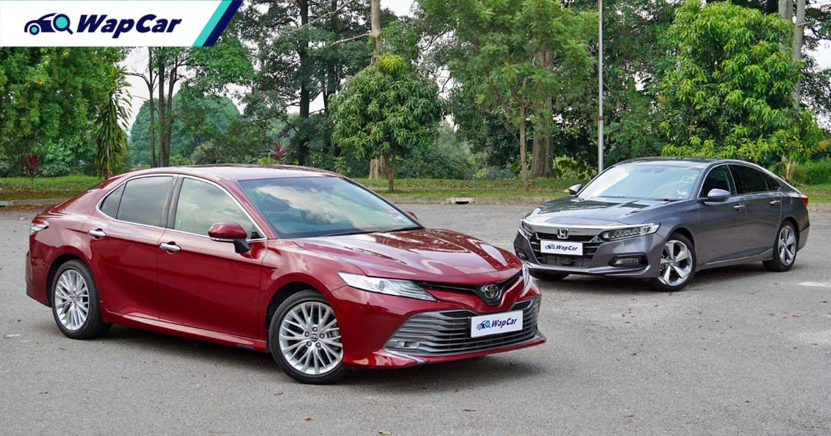 Why can't we have the cheaper 2.0L NA Camry or Accord in Malaysia? 01