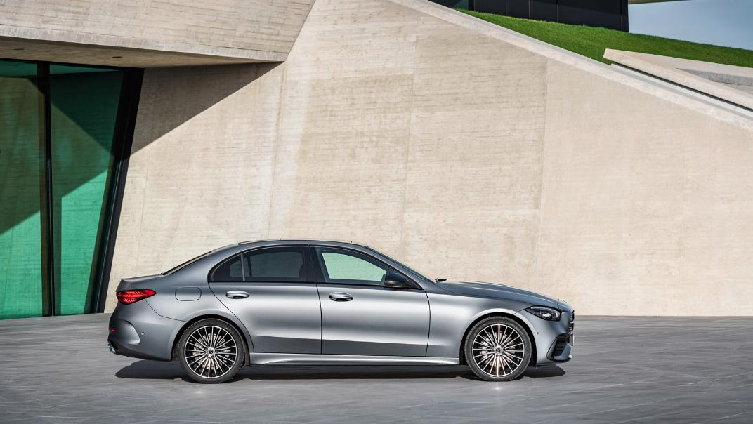 2021 Mercedes-Benz C-Class W206 Upcoming Version Exterior 035