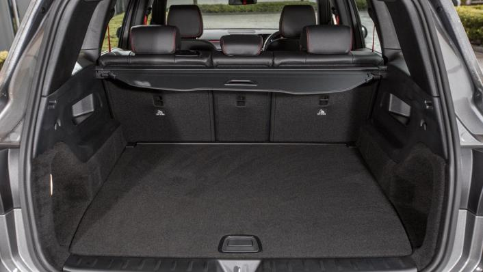 2020 Mercedes-AMG GLB 35 4MATIC Interior 009