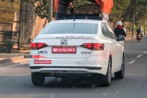 Spyshot: Volkswagen Virtus diintip di India, bakal ganti VW Vento?