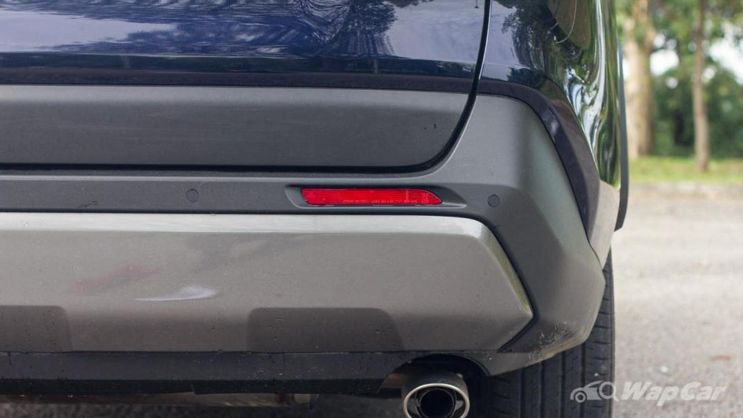 2020 Toyota RAV4 2.5L Exterior 028