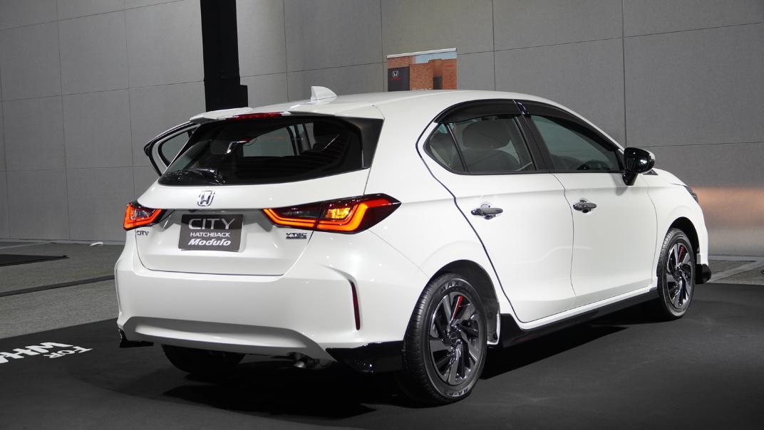 2021 Honda City Hatchback International Version Exterior 070