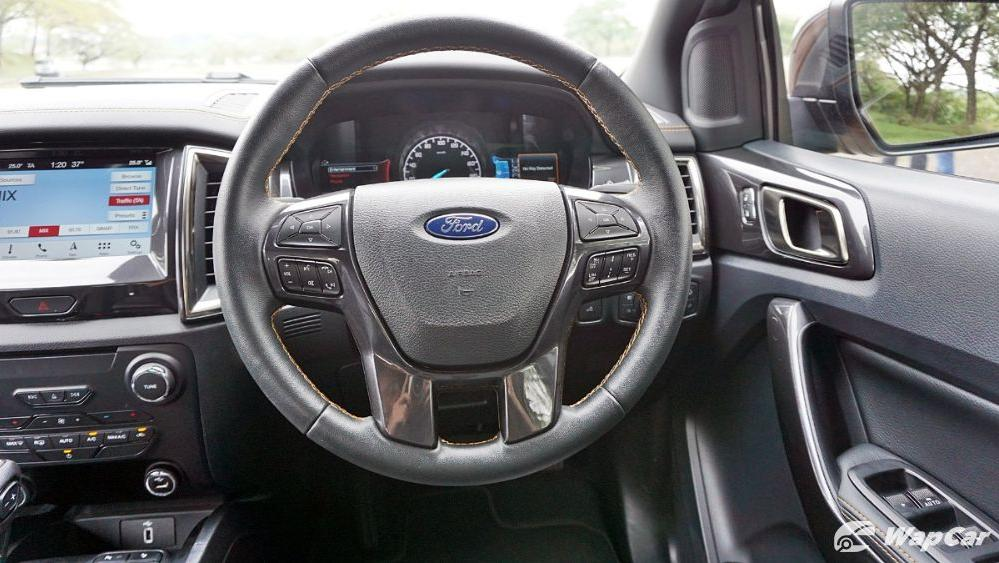 2018 Ford Ranger 2.0 Bi-Turbo WildTrak 4x4 (A) Interior 003