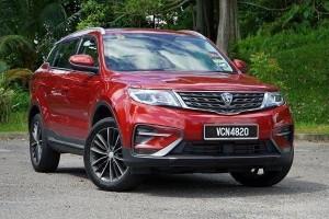 Ratings Comparison: Proton X70 vs Honda CR-V vs Mazda CX-5 - Ride comfort