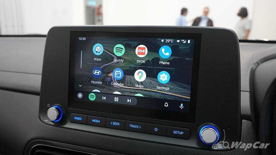 2021 Hyundai Kona 2.0 Active Interior 016