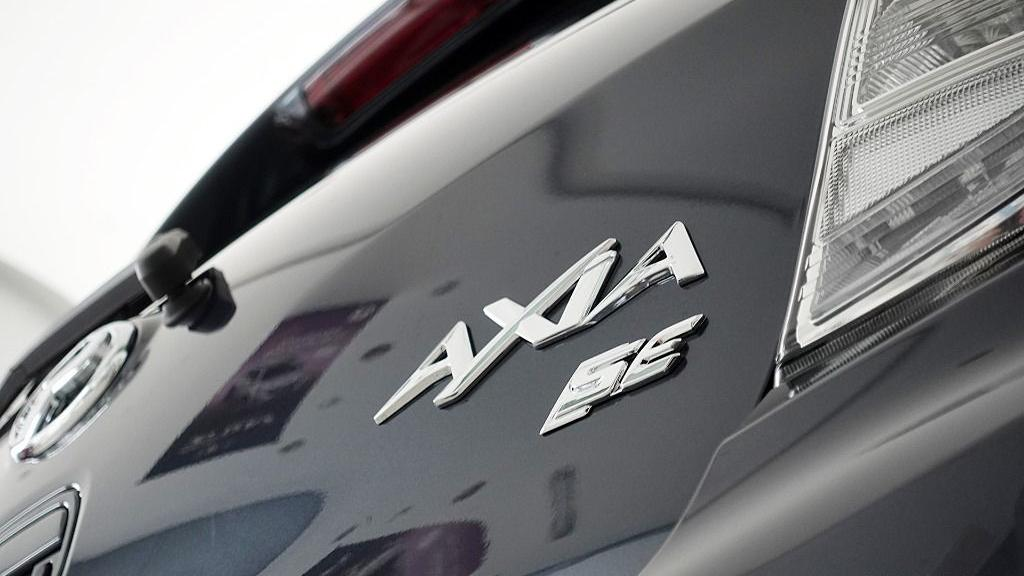 2018 Perodua Axia SE 1.0 AT Exterior 038