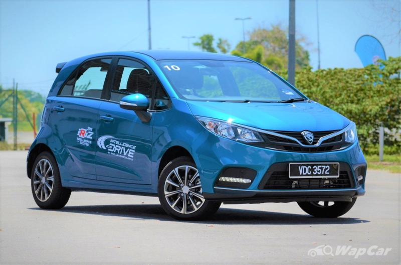 Used Proton Iriz for RM 24k. In the market for a used one? Here are some tips 02