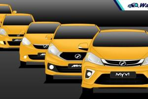 Hatchback kesayangan Malaysia - Evolusi Perodua Myvi dalam 3 generasi